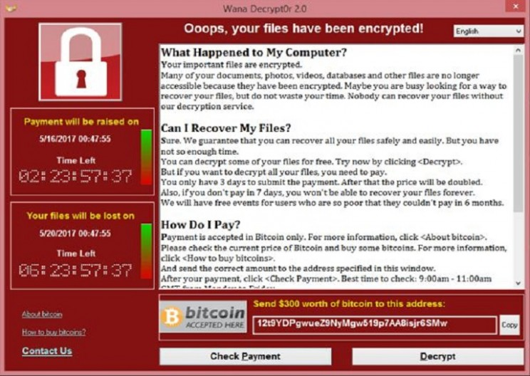 What Is WannaCry and How Can You Protect Your Data Against It?