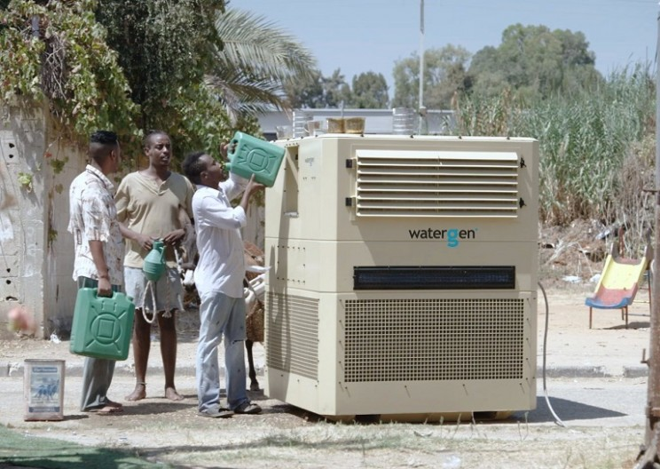 This Machine Produces Drinking Water From Thin Air