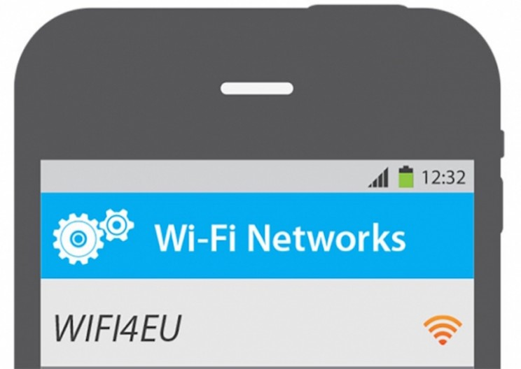 EU Will Provide Free Wireless Internet for Over 8000 Spots in Europe
