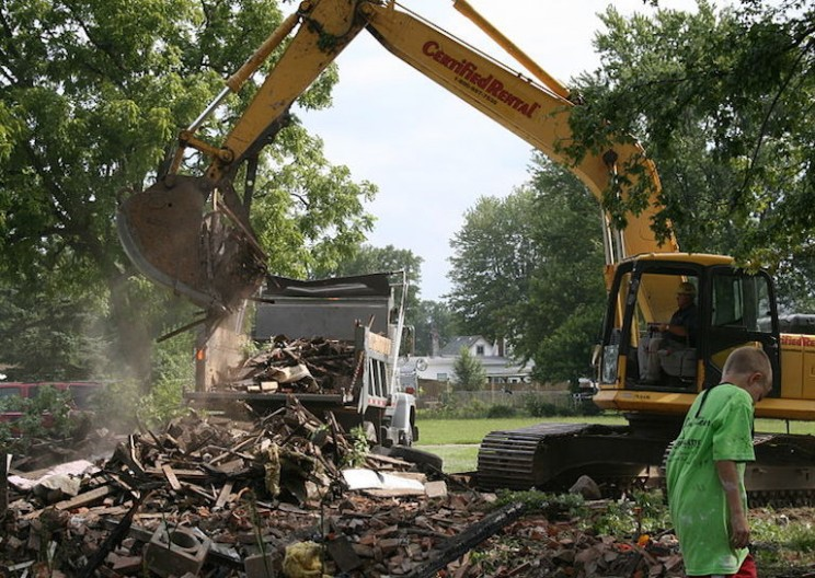 Google Maps Error Causes the Wrong House to be Demolished