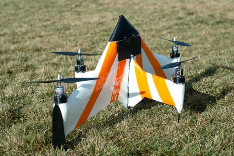 The X PlusOne drone can hover and fly 100kmh