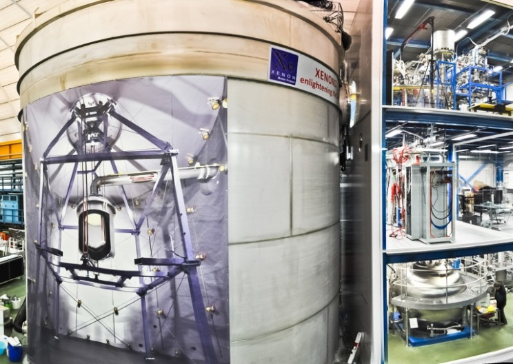 World's Most Sensitive Dark Matter Detector Gives Researchers Initial Results