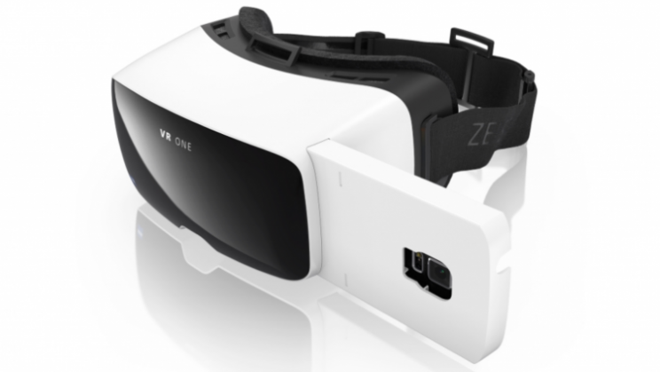 Zeiss VR One headset: VR powered by your phone for $99