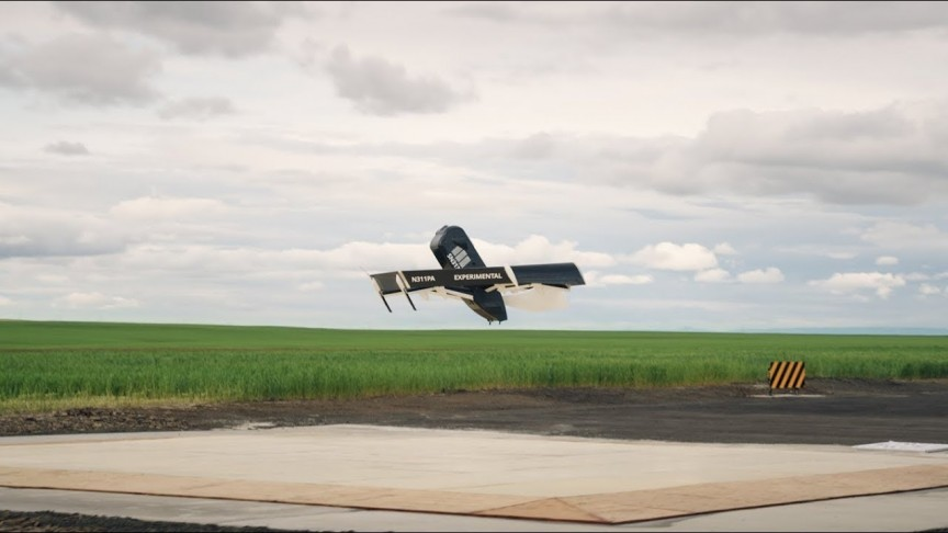 Amazon Shows off New Delivery Drone at Re: Mars 2019