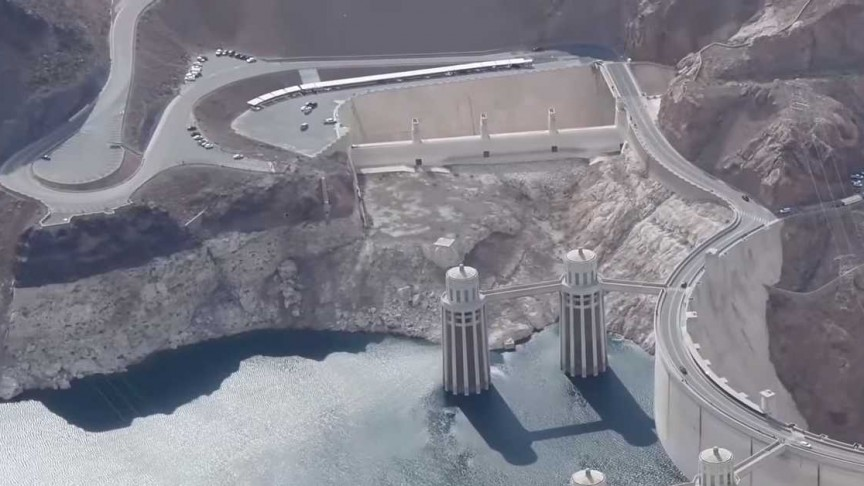 You Won't Believe What is Inside the Black Canyon's Hoover Dam