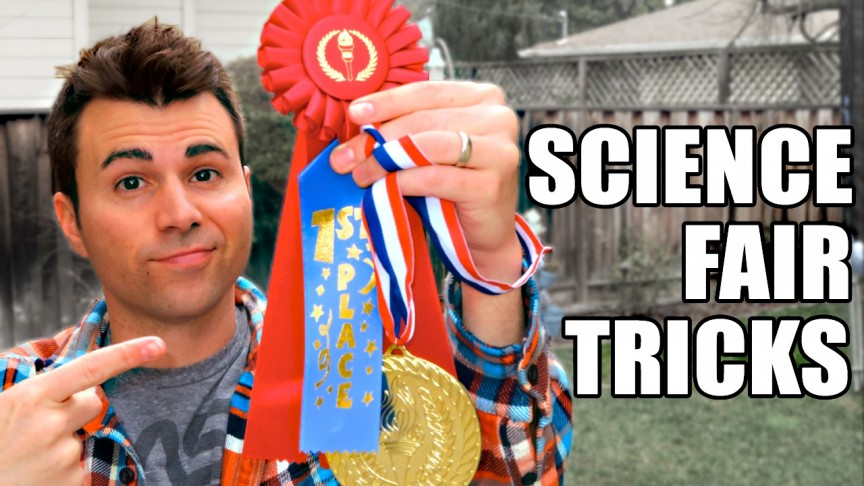These 10 Science Fair Projects Could Guarantee Your Kid First Place