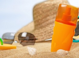 Sunscreen Is Definitely Entering Your Blood Stream but Don't Stop Using It