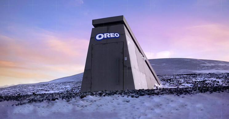 There's Now a Delicious Oreo Doomsday Vault in Norway