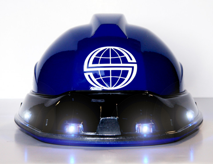 New Smart Helmet Alerts Miners and Construction Workers to Stay 6 Feet Apart