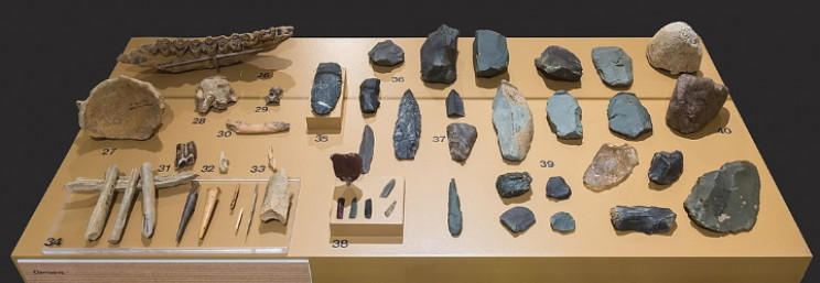 More artifacts found in Denisova Cave
