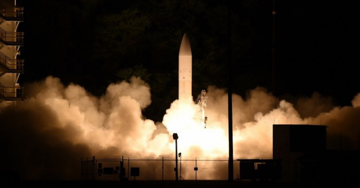 U.S. Department of Defense Successfully Tests Hypersonic Weapon System