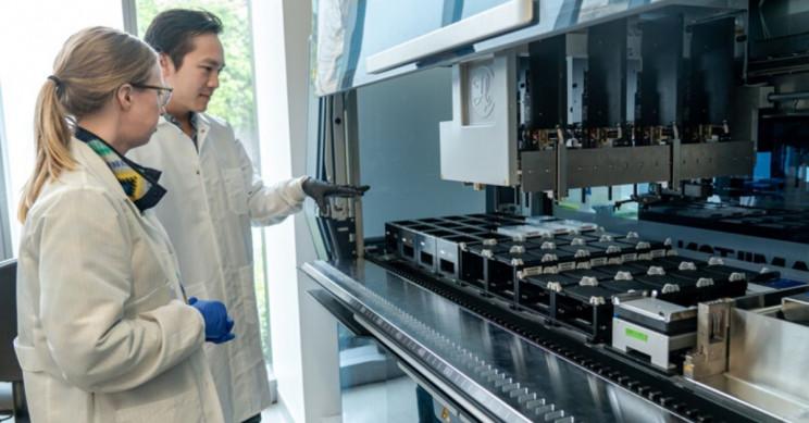 Robotic COVID-19 Testing Lab Begins Trials at UC Berkeley