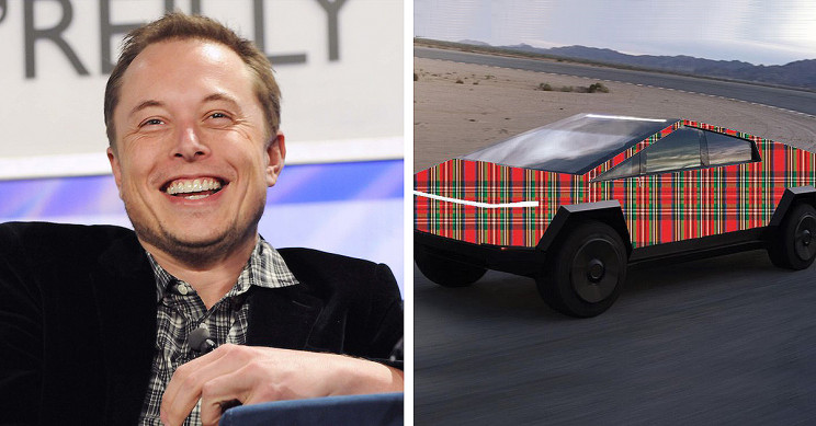 Elon Musk Hints at High-Performance 'Plaid' Cybertruck, Says It's His Future Vehicle