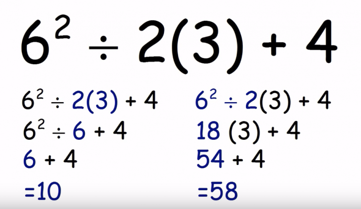 7 Simple Math Equations That Went Viral and Divided the Internet