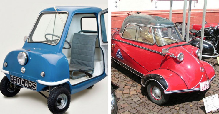 22 Of The Smallest Vehicles in the World