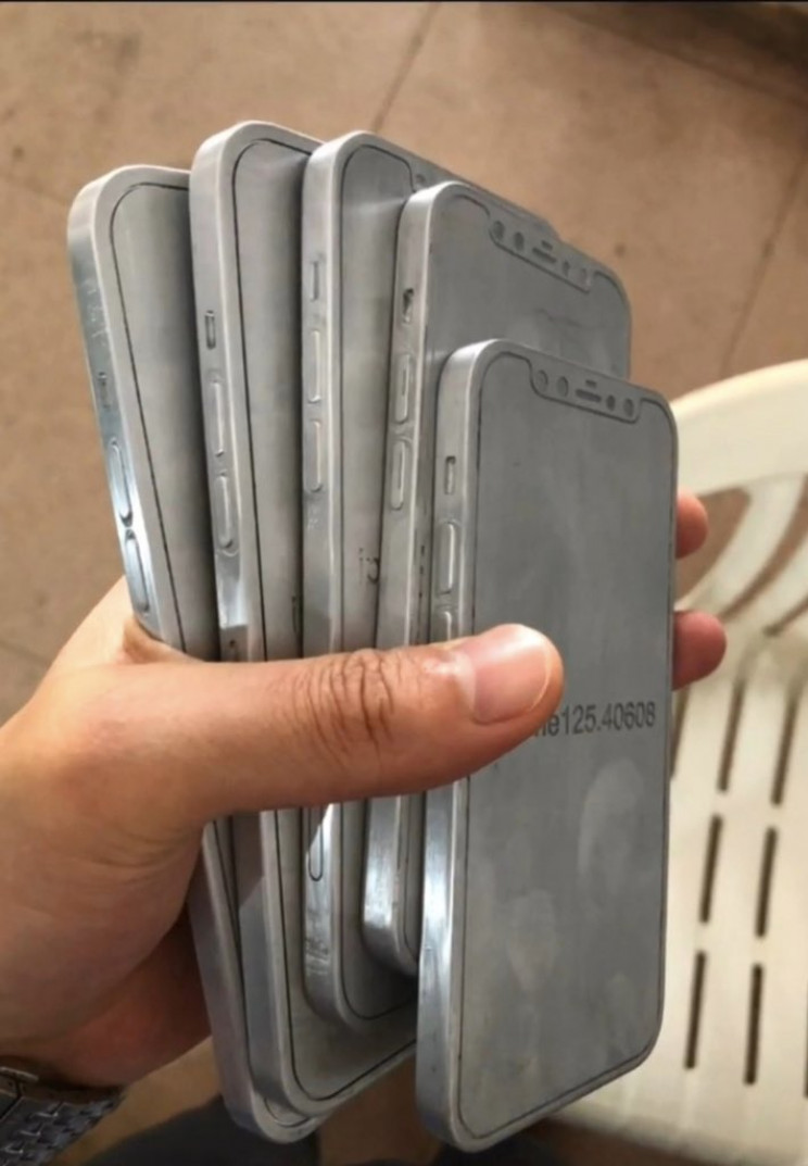 Leaked iPhone 12 Molds Show Radical Changes in Design