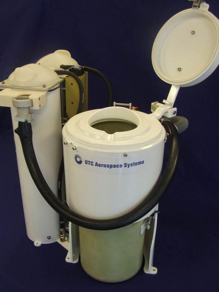 The International Space Station Is Getting a New Futuristic Toilet