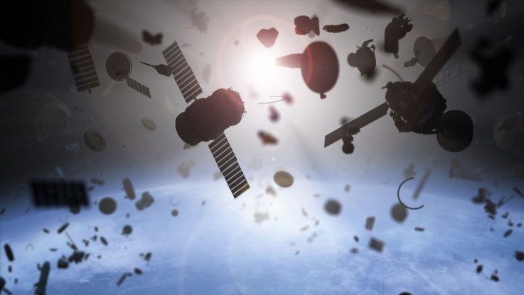 A Chinese Satellite Got Hit by Space Junk From Old Russian Rocket