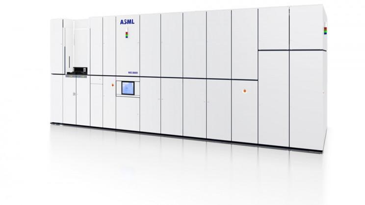 asml euv machine