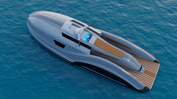 World's First 'V8 Engine Powered' Jet Ski Will Soon Hit The Waves