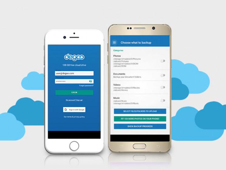 Lock in 10TB of Cloud Storage for Life with Degoo Premium