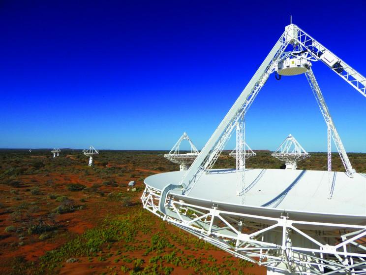 Rapid Radio Burst Linked to Galaxy 3.6 Billion Light Years Away