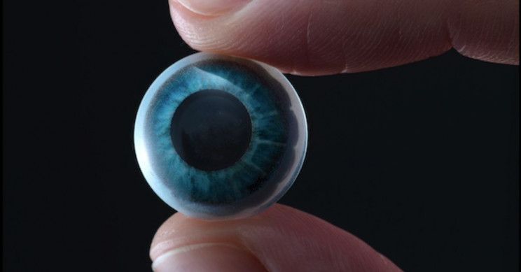 Start-up Unveils Working Prototype of AR Contact Lens