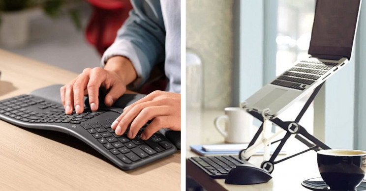 13 Items to Enhance the Ergonomics of Your Home Office