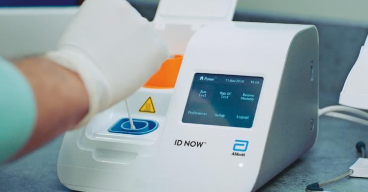 Abbott's COVID-19 Test Results May Be Inaccurate, per FDA