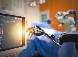 First Person with Wuhan Coronavirus in U.S. Being Treated by a Robot