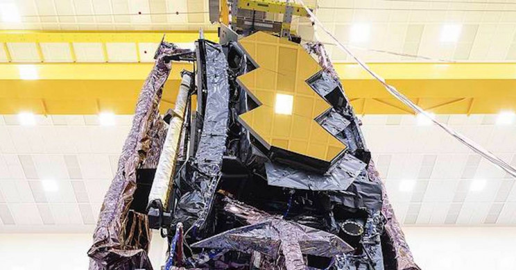NASA詹姆斯·韦伯太空望远镜通过里程碑测试