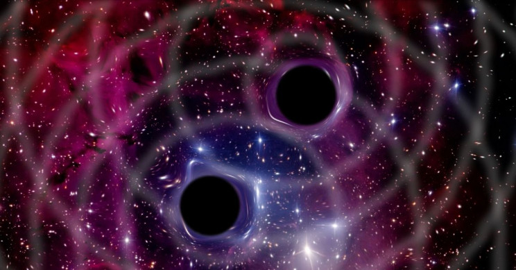 Two Black Holes Merge, Resulting In A Mass 142 Times Heavier Than Sun