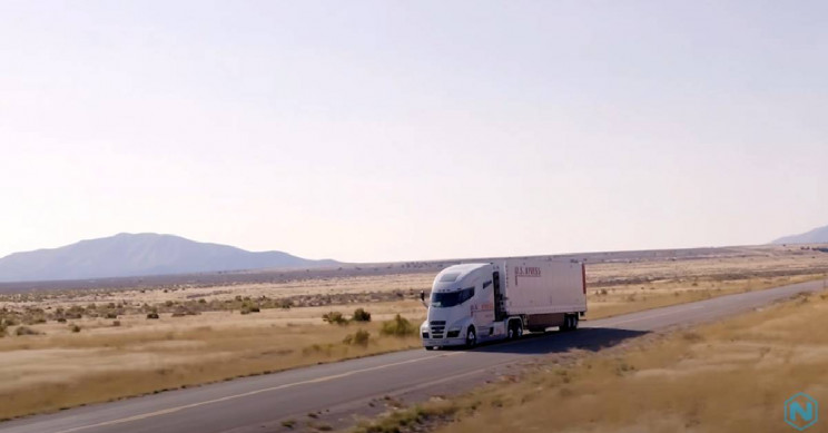 Nikola Admits Prototype Truck in 2018 Promotional Video Was Rolling Downhill