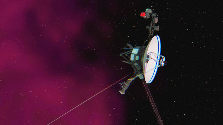 Voyager 1 Just Heard a Cosmic 'Hum' in the Depths of Interstellar Space