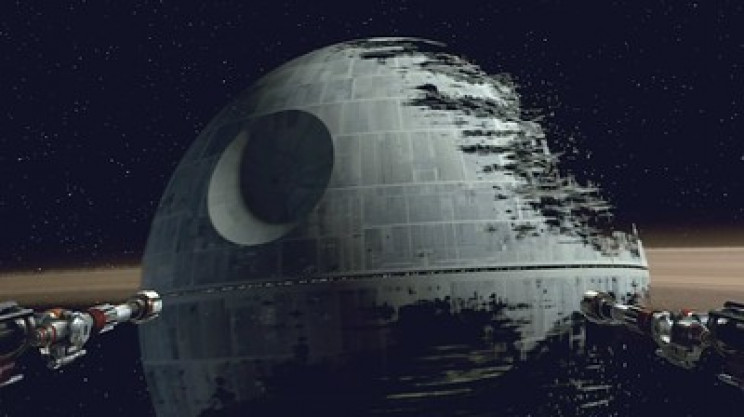 real life inspiration death star