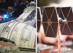 The Real-Life Engineering Inspirations Behind Star Wars' Spacecraft
