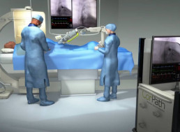 First Long-Distance Heart Surgery Performed Through a Robot