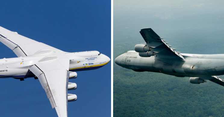 These 11 Are Some of the World's Biggest Planes