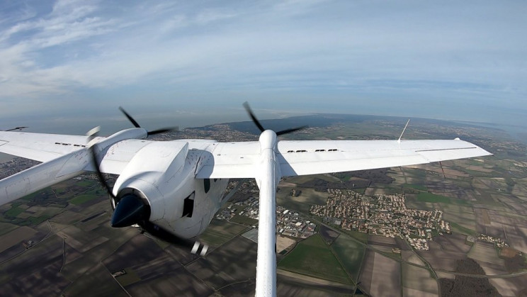 VoltAero E-Plane Tests out Safran's New Electric Motors