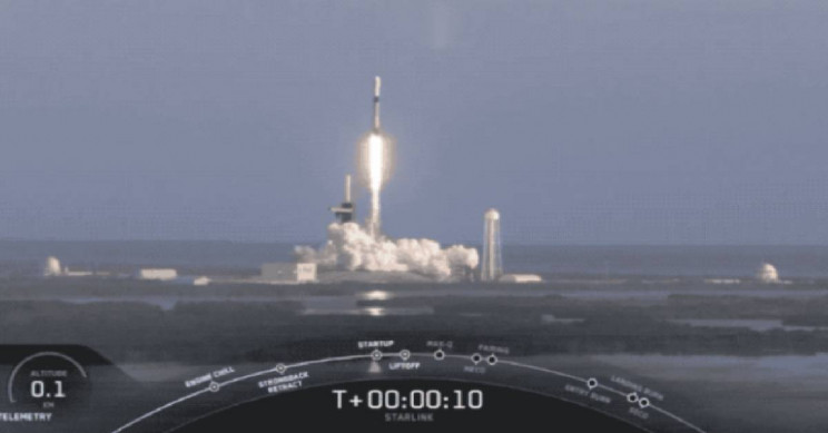 SpaceX Finally Launches Starlink Satellite Constellation, Breaks Record for Falcon 9 Re-Use