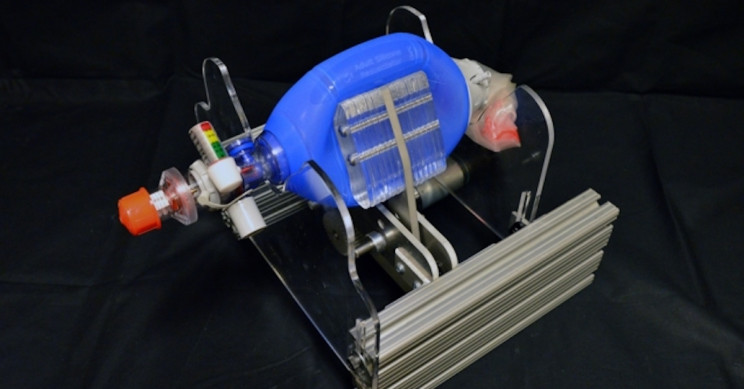 MIT Team Shares New $500 Emergency Ventilator Design with the Public