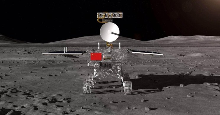 China Will Build Research Base on The Moon Within The Decade