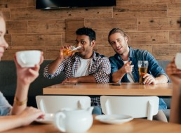 Why You like Coffee and Beer Is More About Feeling Than Taste New Study Reveals