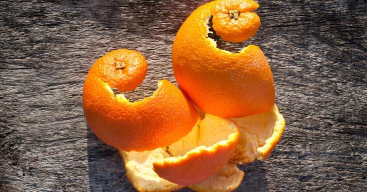Japanese Company Claims to Make CBD From Orange Peels