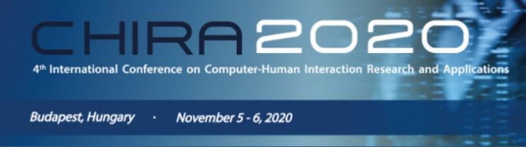 best robot events 2020 CHIRA