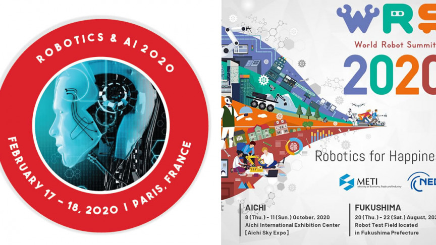 February Events 2020.7 Of The Best Robotics Events Coming Up In 2020