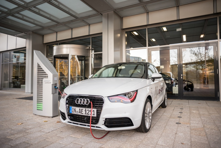 Audi to Spend €12 Billion to Electrify its Vehicle Lineup