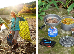 Here Are 9 Essentials for All of the Crazy Campers out There