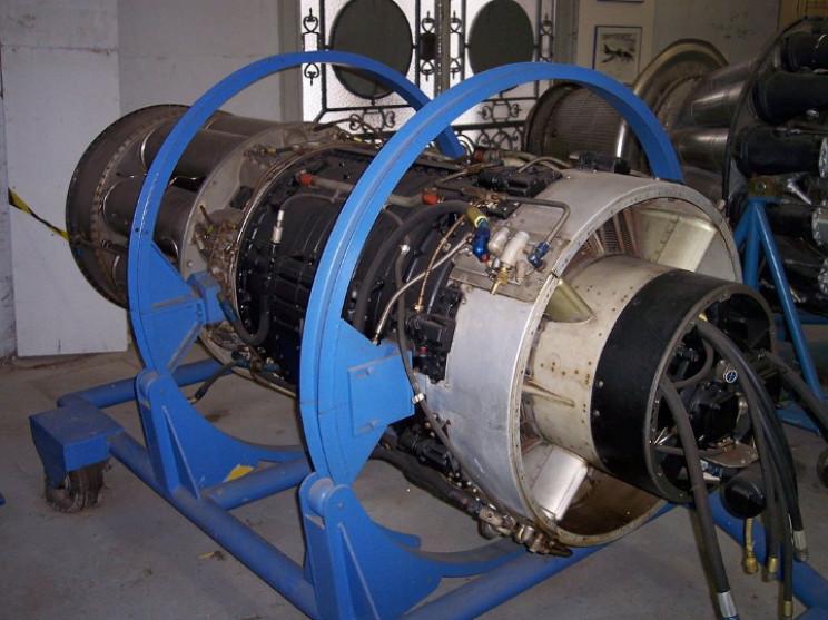 J-47 jet engine