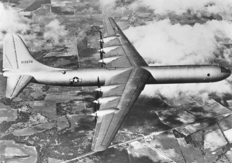NB-36H Nuclear Test Aircraft
